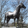 Large animal sculpture cast bronze horse statues for sale
