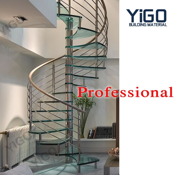 Chinese Wrought Iron Spiral Stairs/ Outdoor Spiral Staircase Prices / Used  Spiral Staircase
