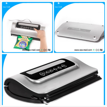 seamaid gn1058 food vacuum packing machine food vacuum sealer household or industrial use vacuum