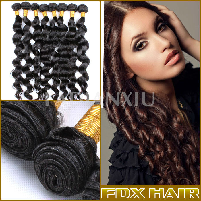 current hot sale good quality virgin brazilian and peruvian hair