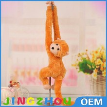 popular product long arms and legs monkey plush toy,soft toy monkey