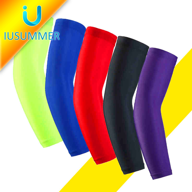 Gym Cycling Basketball Arm Guard Active Wear Armgurd