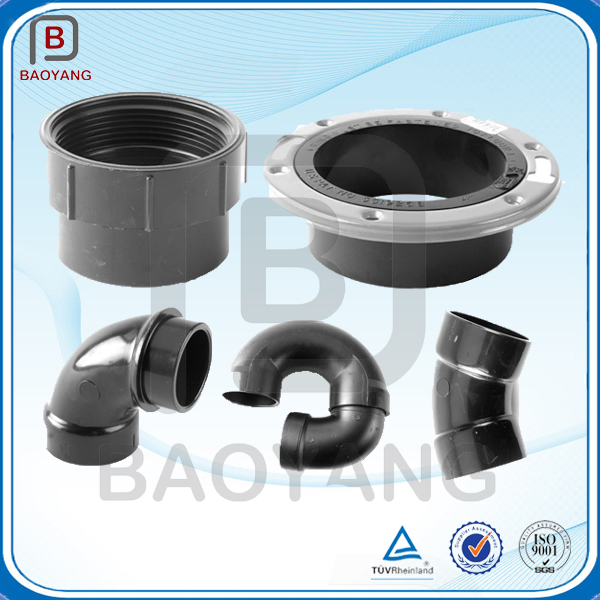 China supplier carbon steel water pipe fitting elbow