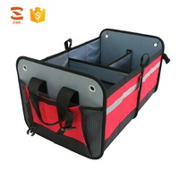2018 Foldable Boot And Trunk Box Organizer Storage in Car Sundries Organizer for SUV