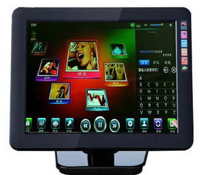 Tablet Wall Mount 16:10 19Inch IR Touchscreen Karaoke Monitor