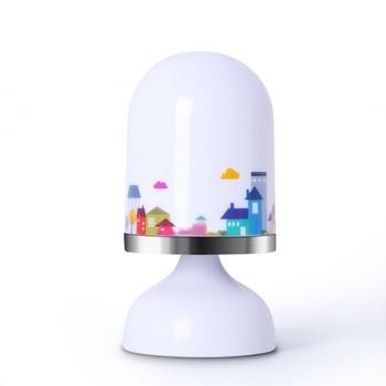 Bebe Nuit Lumiere Lampe De Bureau Multicolore Sensible Molle