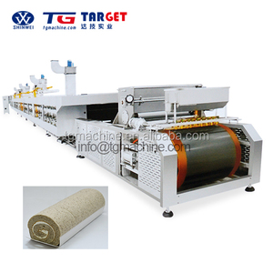 High-quality Layer Cake or Swiss Roll Automatic Production Machinery