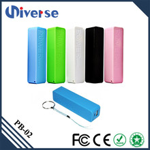 2016 new portable power bank perfume mobile charging powerbank