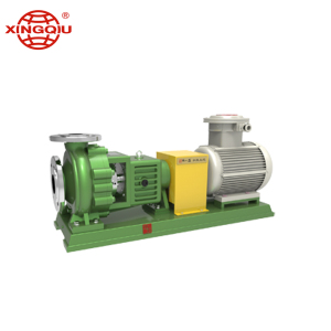 Trade Assurance TI 65-50-125 Chemical Process stainless steel 304 Centrifugal water Pump