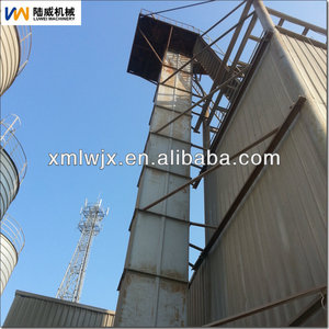 Elevator for Hopper Bottom Steel Silo Price For Cement
