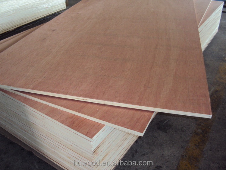 2.5 12mm 15mm 18mm Cheap Okoume Bintangor Commercial Plywood Sheet Prices
