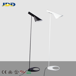 Cordless flexible arm floor lamp india iron floor lighting office floor lamp zhongshan