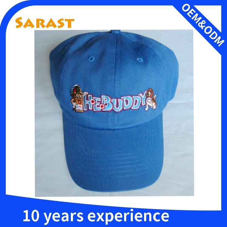 manufacturer kids baby infant customized popular baseball cap/hats