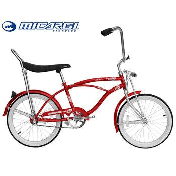 Micargi 20 Inch Lowrider Bicycle Hero Single Speed Beach Cruiser ...