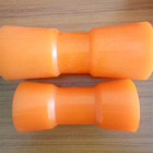 STRAIGHT ROLLERS & CAPS for boat trailer