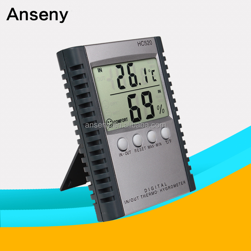 CE industrial temperature and humidity meter HC520 temperature and hygrometer
