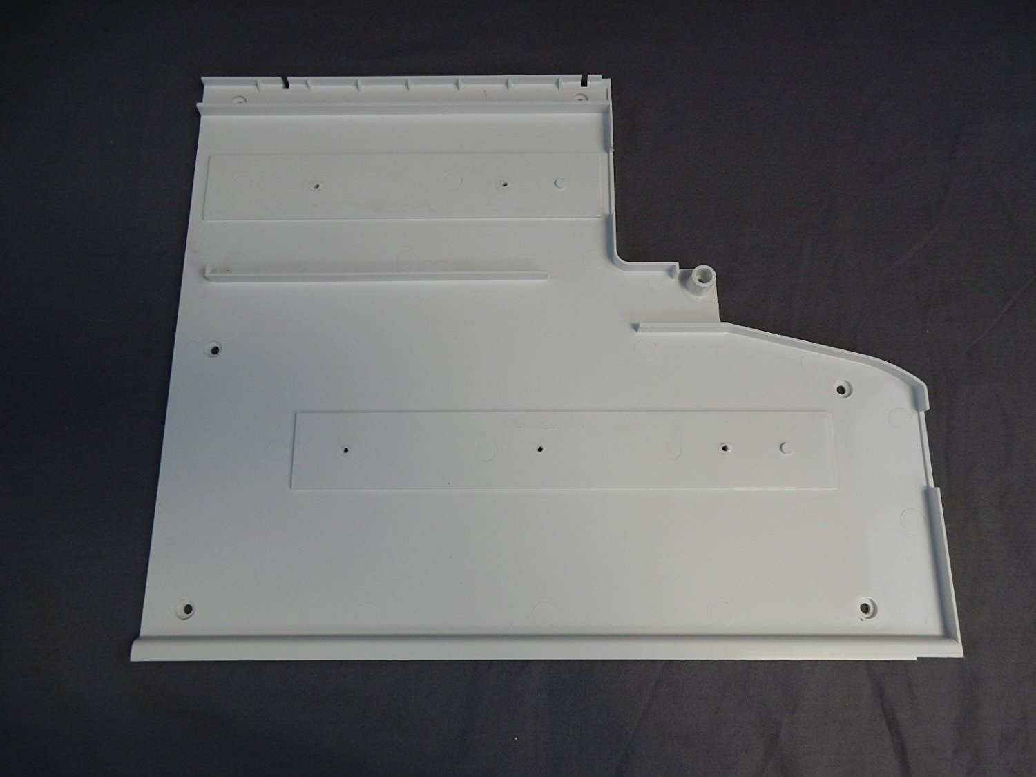 Recertified GE WR72X10012 Refrigerator Support, Slide Right