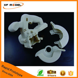 High quality 3d printer products SLA machining 3D prototype parts