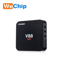 v88 4k android 5.1 tv box rockchip rk3229 quad core 4K google android 5.1 smart tv box