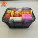 market stainless steel natural shopping basket