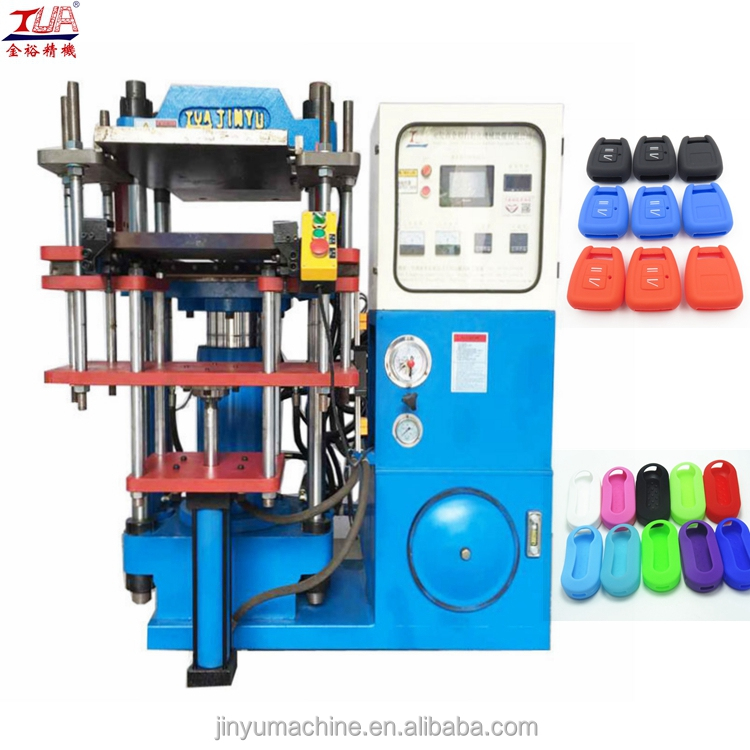 Guangdong Automatic silicone car key cover making machine
