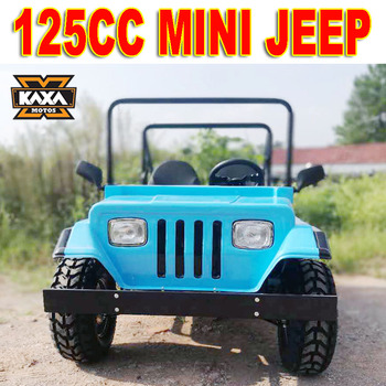 150cc Mini Jeep Willys for parent and kids