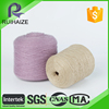 Multi Color good quality dyed viscose rayon yarn for knitting and weaving for Knitting