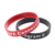 Desent custom rubber bracelets silicon bracelet wristband personalized silicone for men