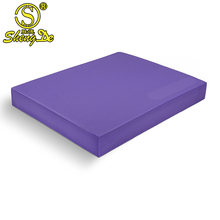 Gymnastics low balance beam training,wholesale high quality organic balance pad for stability
