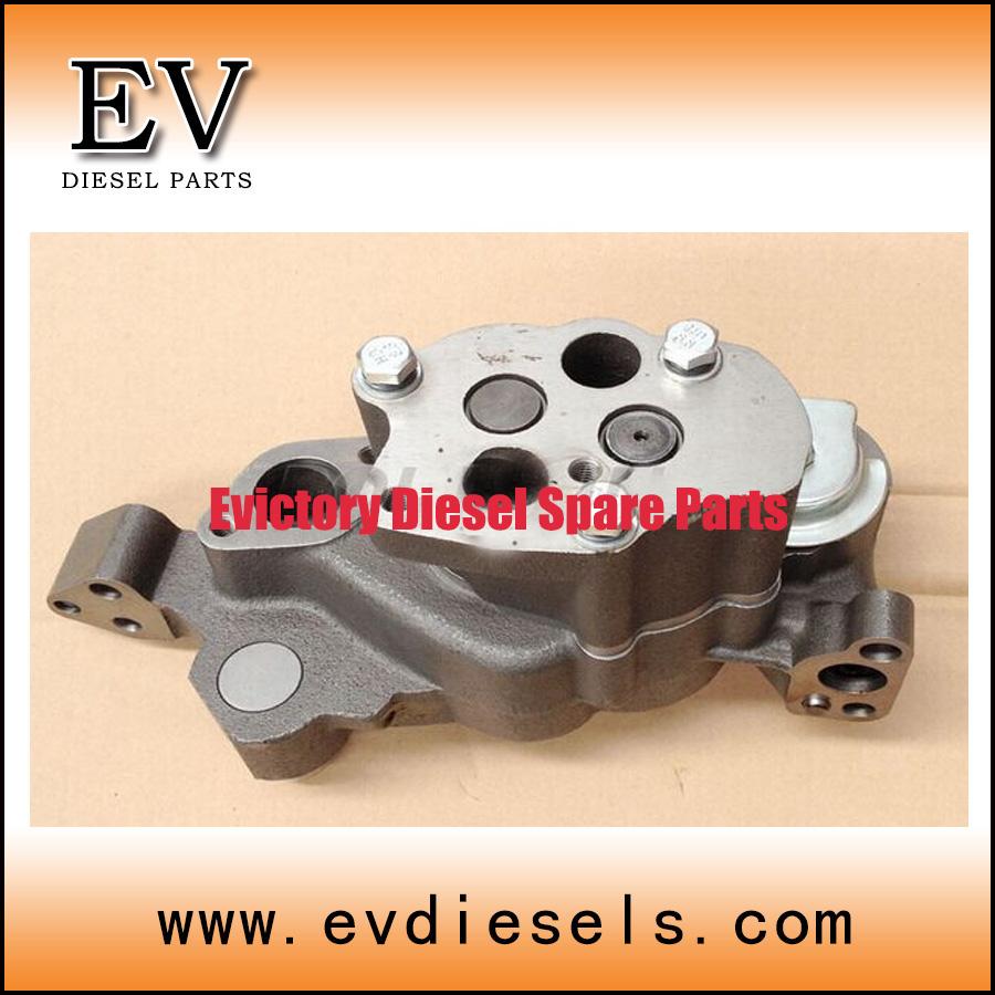 4n0733 Oil Pump 3406 Suitable For Caterpillar Engine Use Buy 3406e Cat Fuel Diagram Pumpcat Excavator Product On