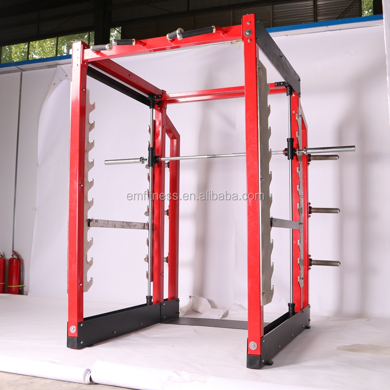EM1090 Low price fitness Equipment / Gym / Power cage / multi power rack
