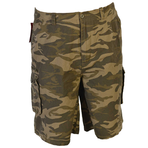 Large Size Men's Cargo Pants Camouflage Cotton Full Length Pockets Men shorts Casual Camo Workwear Pants Plus