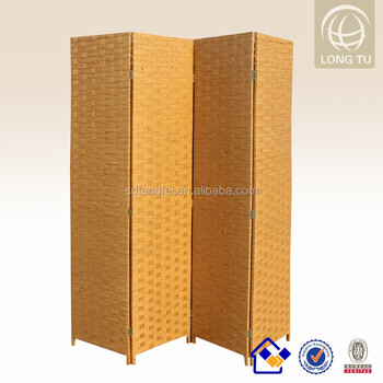 Wooden Partition living room wooden partition furniture gold folding screen for