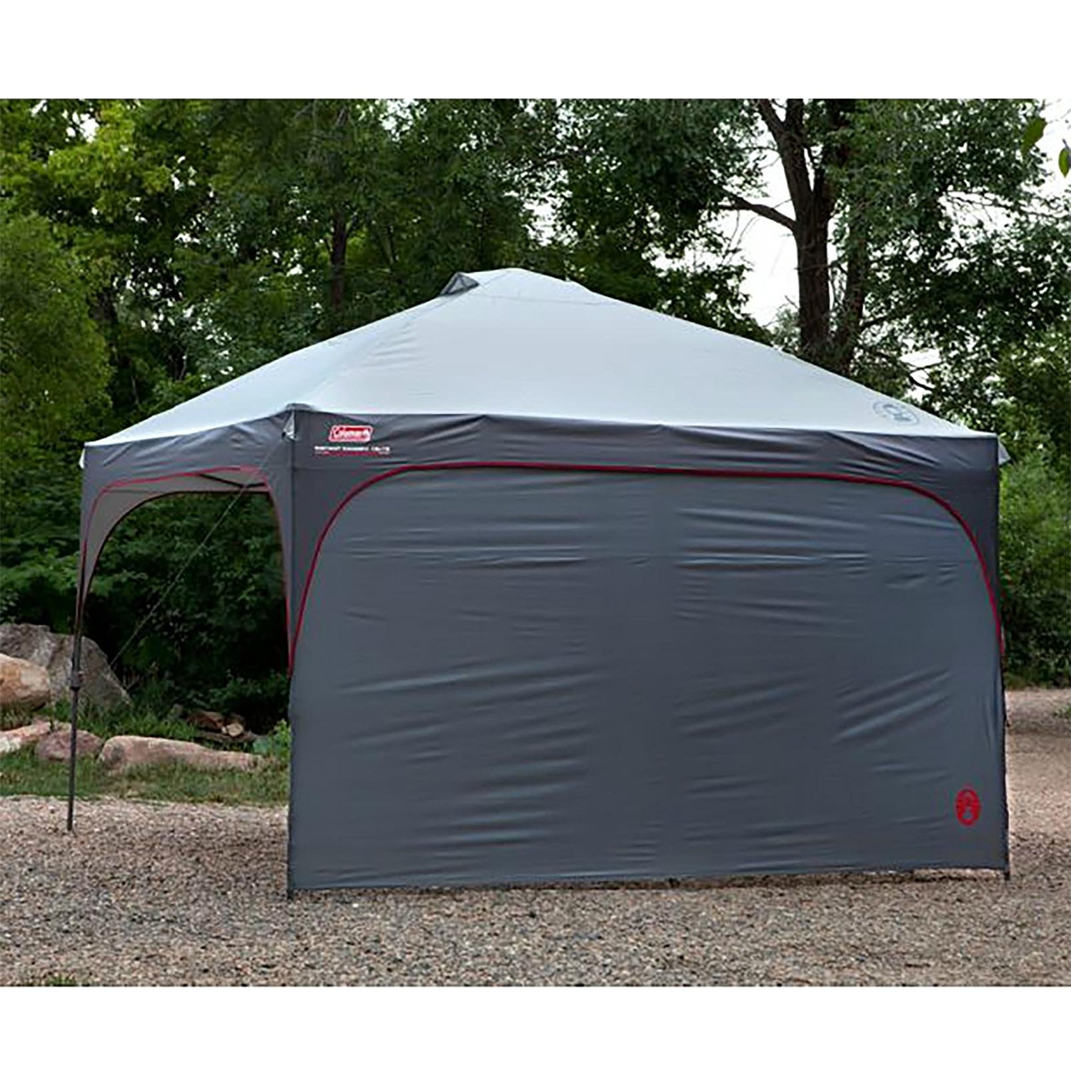 Get Quotations · Coleman Instant Canopy Sunwall Accessory - 12 x 12 & Cheap Coleman Instant Canopy With Screen Walls find Coleman Instant ...