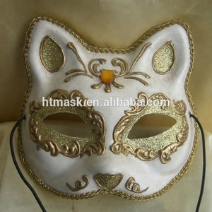 Venetian Face Mask for Birthday Party HT-VG058 Paper Party Mask and Party Mask for Men