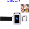 New Sports Running Armband Case for iPhone 7 Case with Key Pocket
