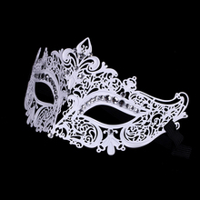 Flower Decoration Masquerade Carnival Dancing Party Face Mask