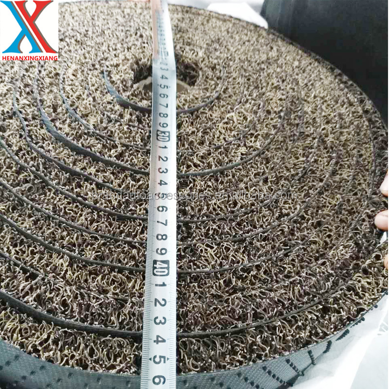 new carpet design pvc coil car mat in singapore for auto Customize Car PVC Coil Mat Roll Carpet