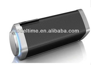 Portable wireless Bluetooth speaker with built in lithium battery and AUX IN Usb Charging with line in function