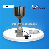 Semi-automatic Cosmetic Filling Equipment For Small Industries