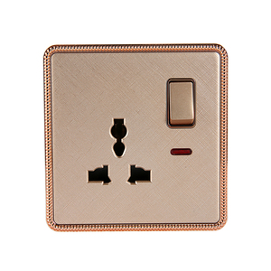 Wall Smart Electric Socket and Light Switches Control Panel System 12V For Home Price Manufacturers