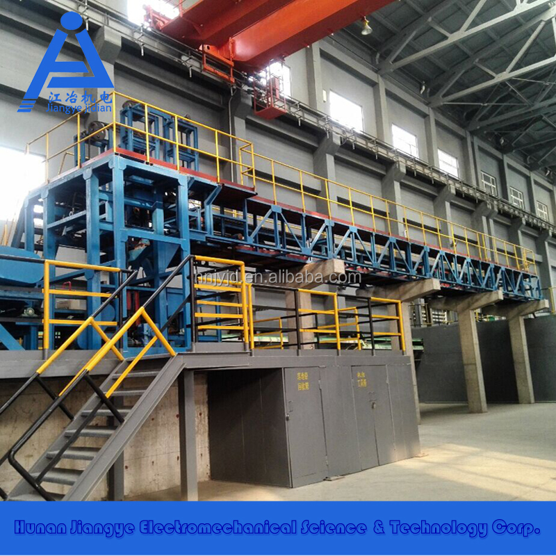 China Factory Supply Lead Cathode Sheet Manufacture Machine