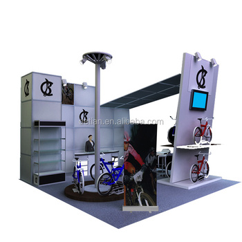 Exhibition Booth Number : Bicycle expo stand for trade show exhibition booth design for