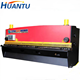 QC12Y Hydraulic Manual Shearing Machine, swing beam guillotine, hydraulic guillotine swing beam shear