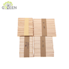 Eco-friendly Disposable Wooden Ice Cream Sticks