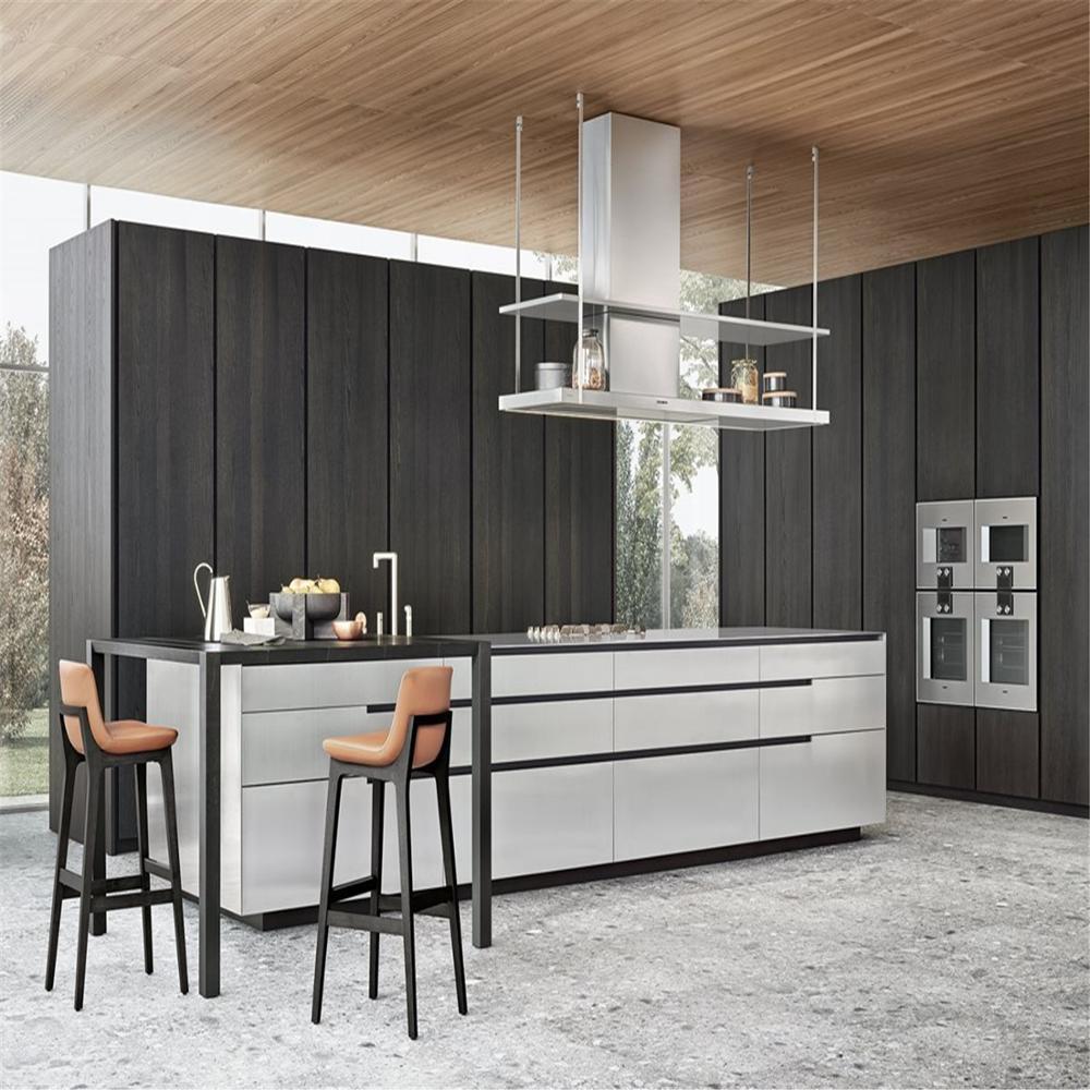 2019 Hangzhou Vermont Commercial Stainless Steel Kitchen Center Island  Kitchen Islands Modern - Buy Stainless Steel Kitchen,Commercial Stainless  Steel ...