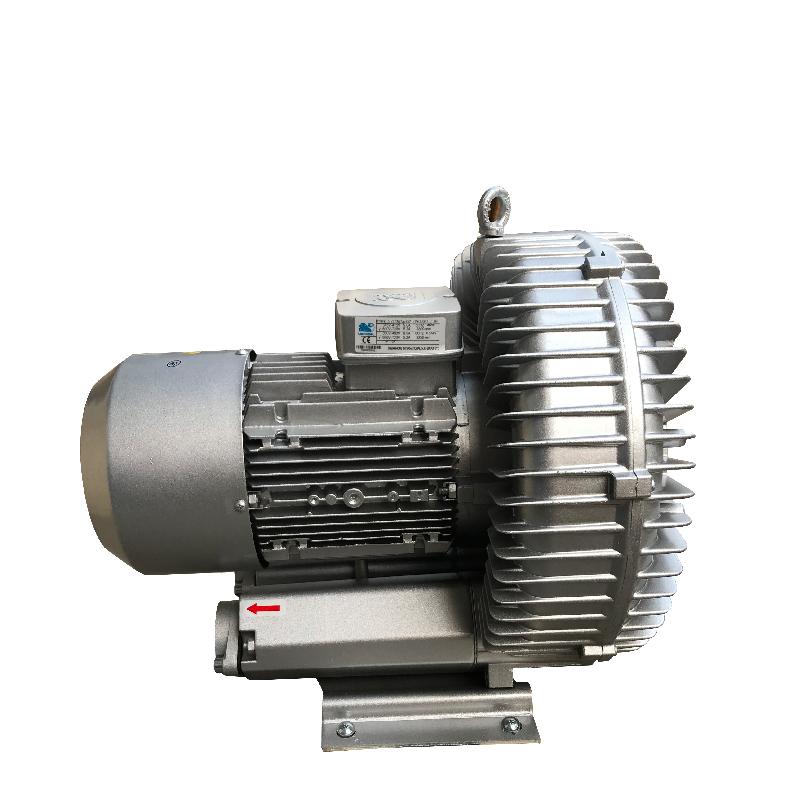 4kw ارتفاع ضغط دوامة مضخة تفريغ للمعدات الصناعية