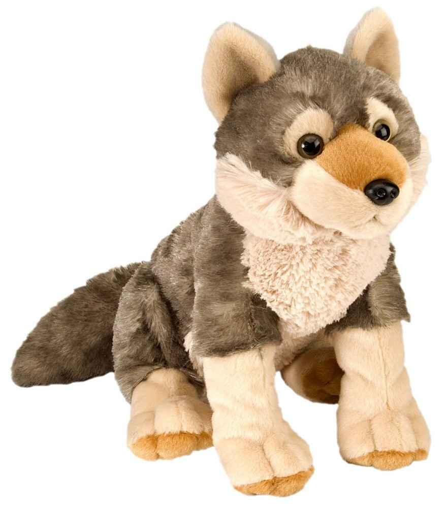 Hot Sale Cute Wolf Toy Plush Stuffed Wolf Toys For Kids Buy Plush