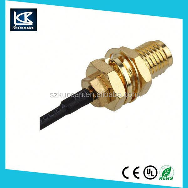 Coaxial cable rg 1.13 rf cable 100mm length
