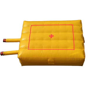 giant custom Rescue cushion /Jump cushions/Safety inflatable air bag for sale